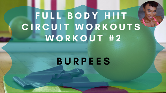 Burpees HIIT Workout 2