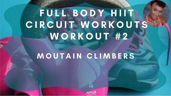 Mountain Climbers HIIT Workout 2