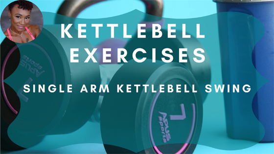 Single Arm Kettlebell Swing
