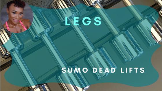 Sumo Dead Lifts