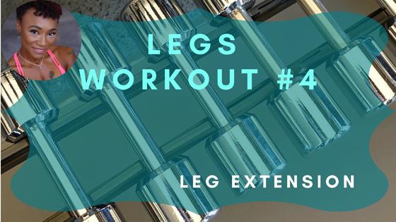 Legs Extension Legs Workout 4