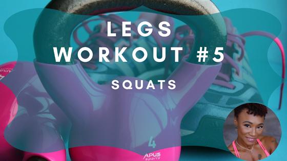 Squats Legs Workout 5