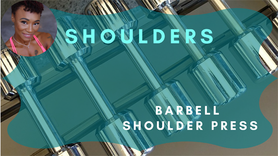 Barbell Shoulder Press