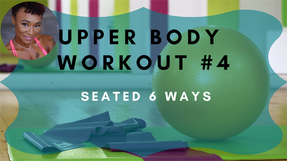Seated 6 Ways Upper Body Workout 4